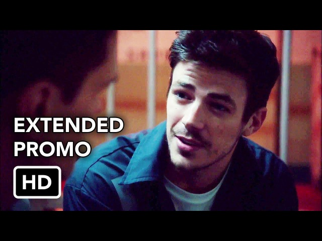 The Flash 4x11 Extended Promo The Elongated Knight Rises (HD) Season 4 Episode 11 Extended Promo