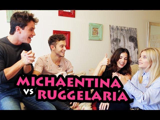 RUGGELARIA MICHAENTINA VS RUGGELARIA
