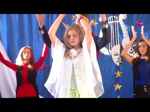 """Cвято англійською мовою для учнів 9 11 класів Shakespeare Festival"""""""