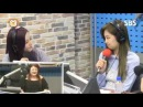 170626 BLACKPINK Jennie calls jisoo oppa cute moments @ Young Street Radio