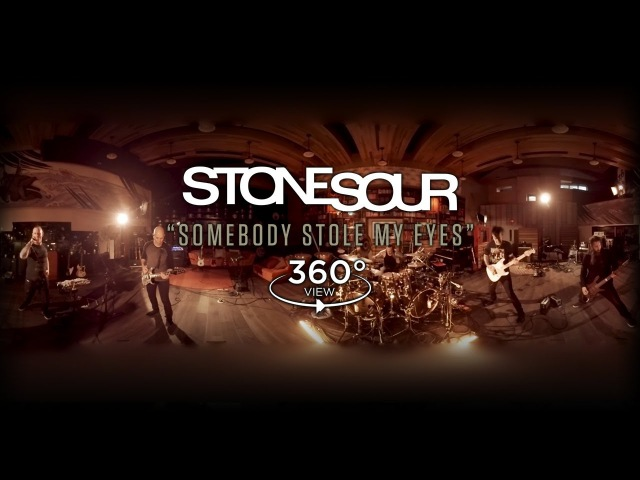 Stone Sour - Somebody Stole My Eyes (360° Performance)