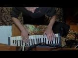 Bela Bartok Ten easy pieces 7. Dawn