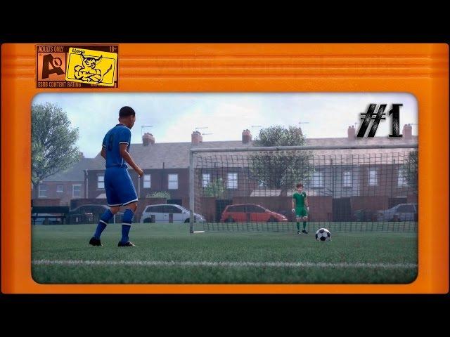 Fifa 17 История - [1] Дурная Наследственность :)