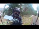 Русский мясник на страйкболе  Airsoft Axe