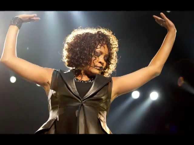 Умерла Уитни Хьюстон Whitney Houston died.