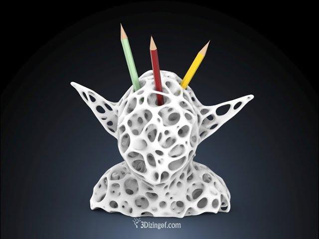 100 Cool Ideas! 3D PRINTED!