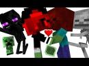 Monster School: Kids Mobs - Love, Hot Girl (Minecraft Animation)