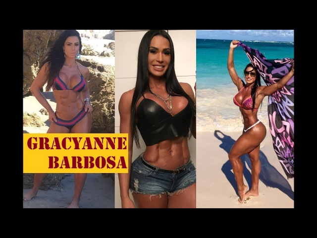 FITNESS ELITE №4 Female fitness motivation | Gracyanne Barbosa