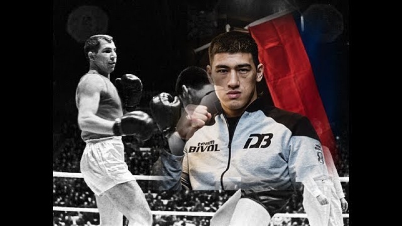 Забытая школа бокса нокаутера Попенченко - Дмитрий Бивол Highlights