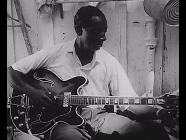 Blues Maker (1969 Documentary About Mississippi Fred McDowell)