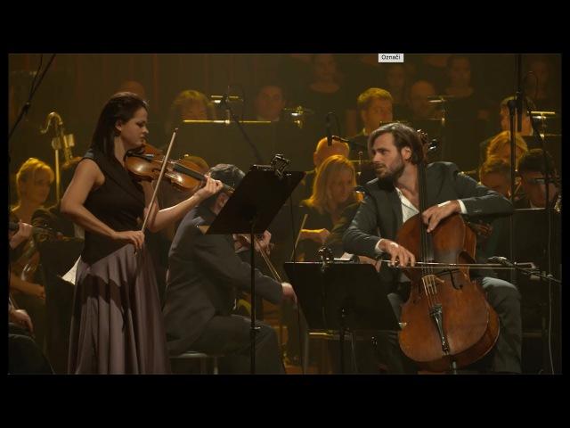 Hauser Lana Trotovsek - J. S. Bach Erbarme Dich, Mein Gott (St. Matthew Passion)