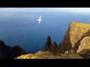 Опасная прогулка в горы. Фарерские острова.