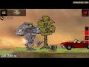 Зомби апокалипсис 2 видео геймплей