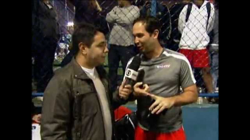 Cléber Machado -- O Artilheiro Camisa 9
