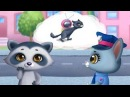 Kitty Meow Meow City Heroes - Cats to the Rescue - Fun Pet Care Game For Kids By TutoTOONS