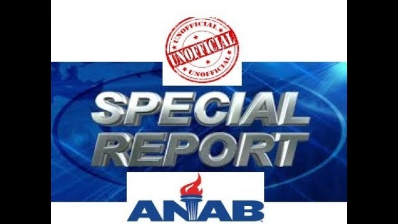 """SPECIAL REPORT Unofficial"""" ANSI ASQ national accreditation board ANAB©"""