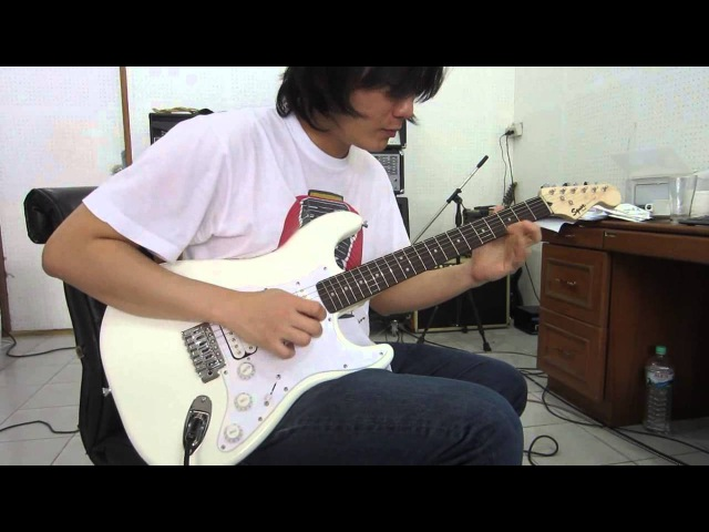 Squier By Fender Bullet Stratocaster HSS AW Guitar Sound