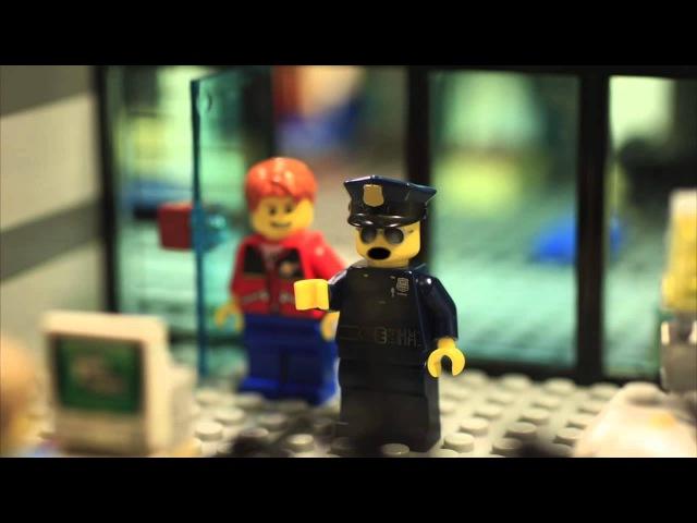Приключения Кондора, 8 серия! Лего мультфильм / Adventures of the Kondor Lego stopmotion