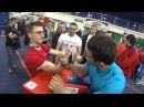 T-POWER армрестлинг Чемпион разминочного стола или 10 минут с Чемпионата России
