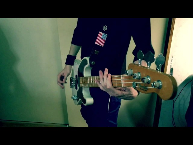 [HQ]Jesus Of Suburbia - Green Day[Bass Cover]