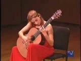 ASTURIAS (Isaac Albeniz) performed by Ana Vidovic