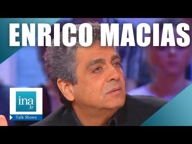 Enrico Macias L Algérie et Constantine Archive INA
