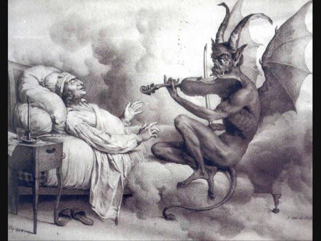 Tartini Violin Sonata in G minor Devil's Trill Sonata