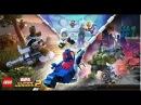 1 прохождение игры Lego Marvel Super Heros 2.