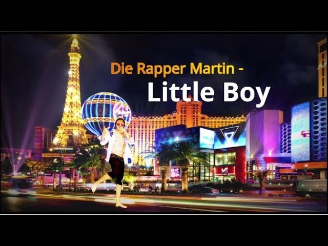 Little Boy - Die Rapper Martin(Unrated 2018 Las Vegas)[R B, Hip Hop and Soul]