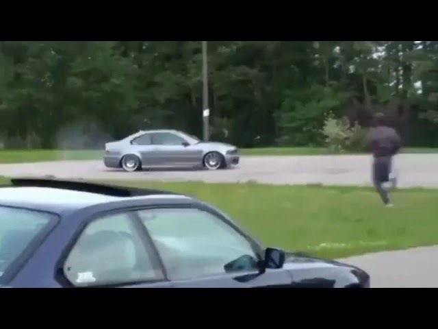Oh thief My BMW Oh Crap