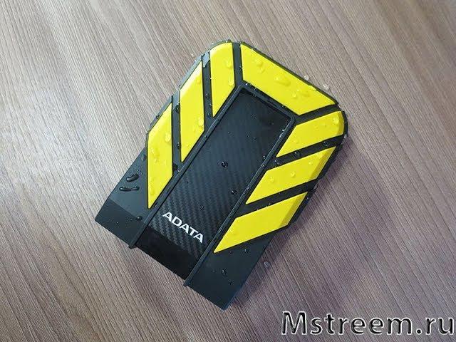 Внешний жёсткий диск, который можно утопить:) Adata HD710 Pro