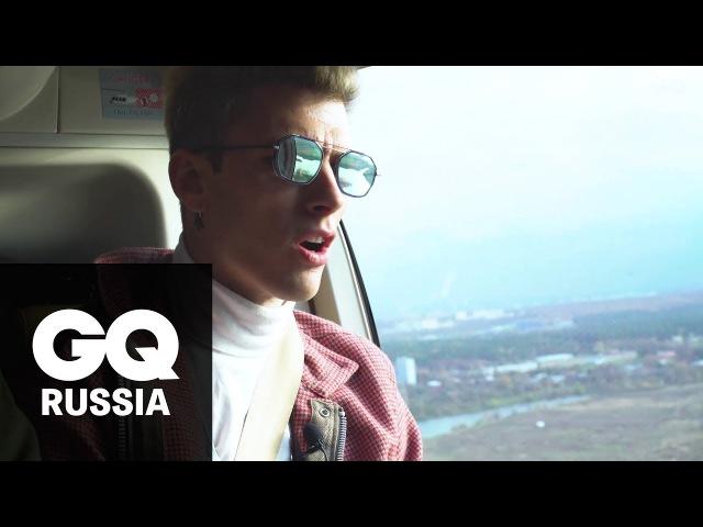 M.G.Kelly - просыпаясь утром: улыбнись! (об уважении и Ночной жизни в Москве)