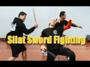 Malay Sword (Machete) Fighting - Silat Suffian Bela Diri