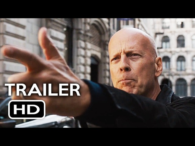 Death Wish Official Trailer 2 (2018) Bruce Willis, Vincent D'Onofrio Action Movie HD