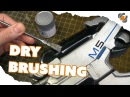 HOW TO - Drybrush Painting Weathering for Props Cosplay - TUTORIAL