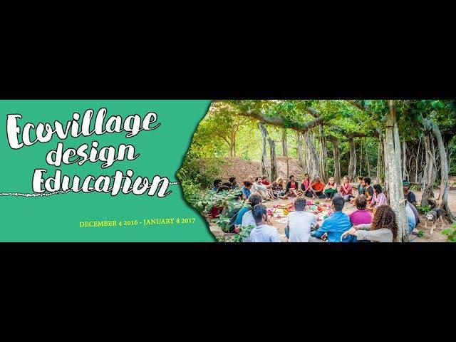 Ecovillage Design Education Documentary Auroville