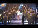SKYFALL The Red Army Choir Vincent Niclo Helene Fischer Show 2013 @ James Bond
