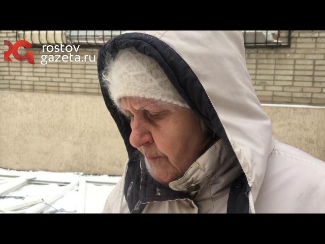 Как будто поезд врезался в дом очевидцы о взрыве в Ростове