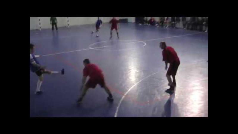 Открытие сезона 2010/2011: ВЧ-54630 - МФК Дина (финал)