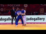 GS Ekaterinburg 2018, 52 kg, 14 finals, Natalia Kuziutina(RUS)-Darya Skrypnik(BLR) vk.comdzigoro_kano