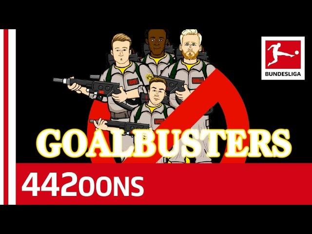 A Ghostbusters Parody feat Batshuayi Reus Schürrle and Götze