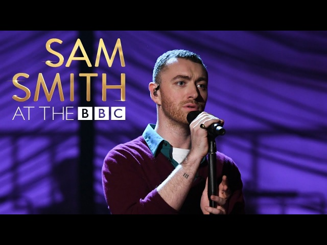 Sam Smith Stay With Me At The BBC