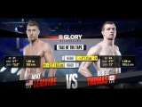 GLORY 48 Mike Lemaire vs. Robert Thomas (Tournament Finals) - FULL FIGHT