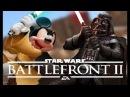 Как Микки Маус над далёкой галактикой надругался - Сюжет SW Battlefront 2