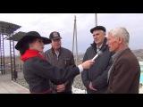 Открытие мемориального комплекса в городе Медногорск