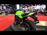 2018 Kawasaki Z900 RS Cafe - Walkaround - 2018 Montreal Motorcycle Show