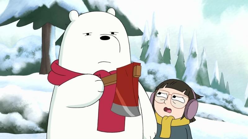 Мы обычные медведи 3 сезон 36 серия Прекрасное дерево - RUS / HD