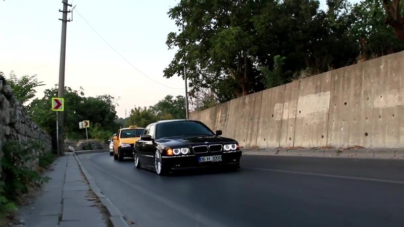 STANCE E38 - UNAL TURAN BMW 7.40 TURKEY