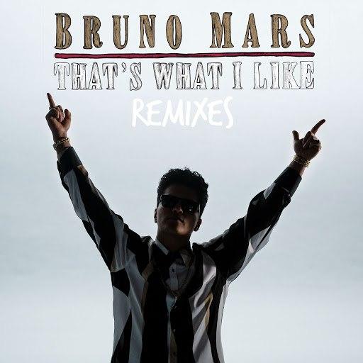 Bruno Mars альбом That's What I Like (Alan Walker Remix)