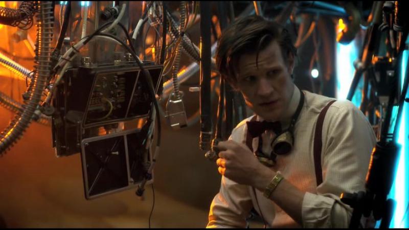 Doctor Who | Доктор Кто 6х04 Двухярусные кровати
